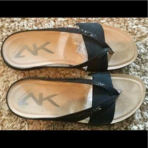 Anne Klein Sport Sandals 8.5 Like New